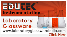 Edutek™ Laboratory Glassware India