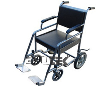 Invalid Wheel Chair Folding and Fixed