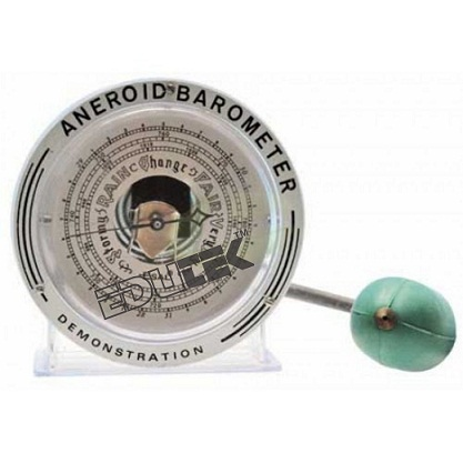 ANEROID DEMONSTRATION BAROMETER